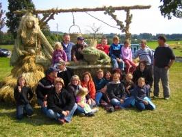 2009 Strohskulpturen Wettbewerb_2
