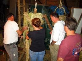 2009 Strohskulpturen Wettbewerb_9