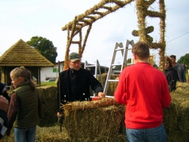 2009 Strohskulpturen Wettbewerb